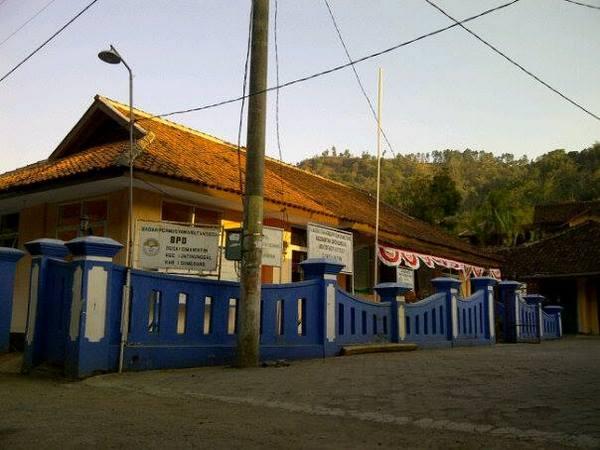 Kantor Desa Cimanintin (foto: facebook)