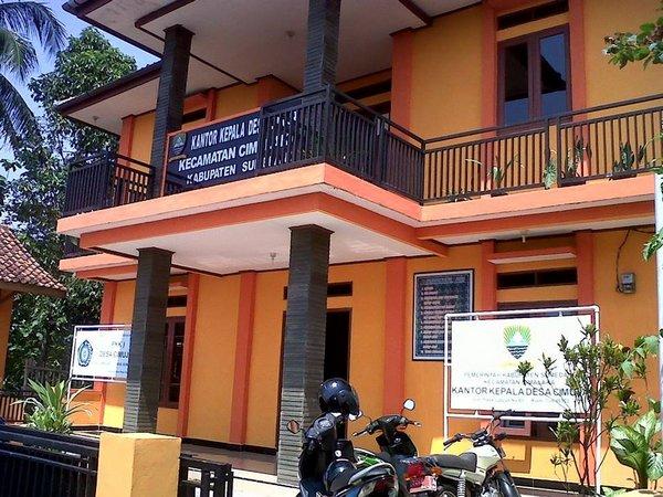 Kantor Desa Cimuja (foto: facebook Ujank Doel