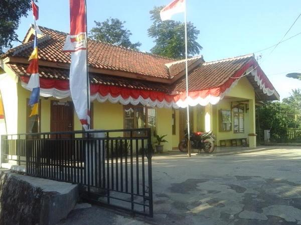 Kantor Desa Cinanggerang (foto:  facebook Desa Cinanggerang)