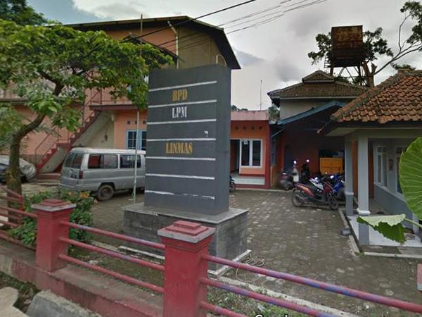 Kantor Desa Cinta Mulya (foto: Google Street View)