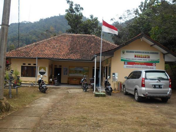 Kantor Desa Cipanas (foto: facebook Desa Cipanas)