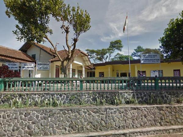 Kantor Desa Ciptasari (foto: Google Street View)