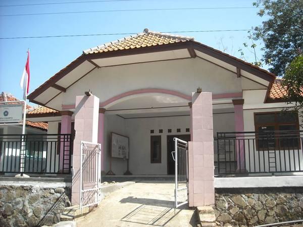 Kantor Desa Cisampih (foto: facebook Desa Cisampih)