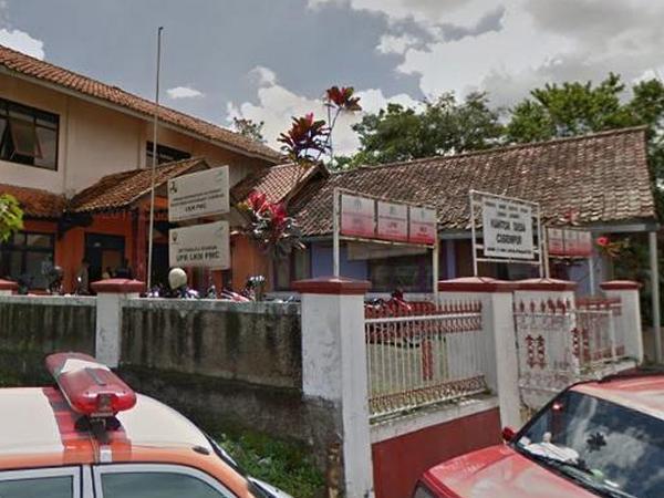 Kantor Desa Cisempur (foto: Google Street View)