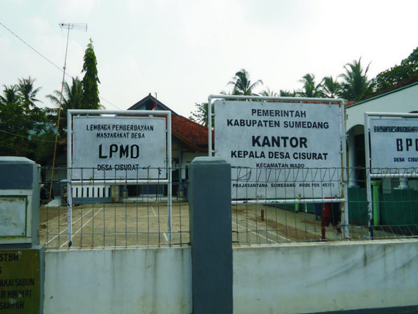 Kantor Desa Cisurat (foto oleh internet)