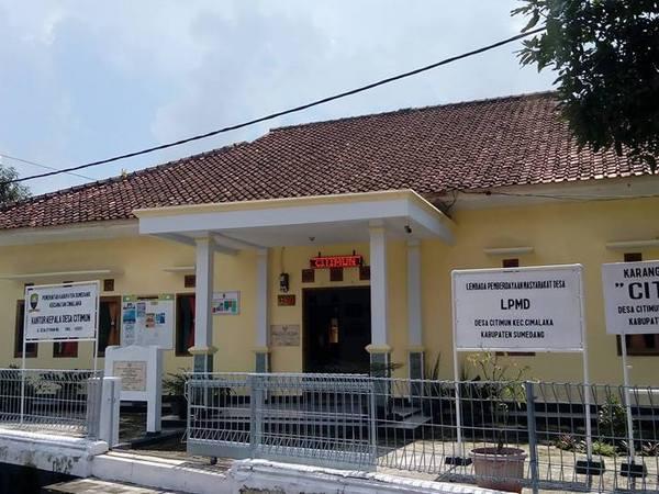 Kantor Desa Citimun (foto: grup Desa Citimun)