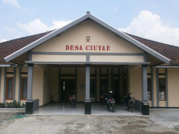 Kantor Desa Ciuyah (foto: Desa Ciuyah)