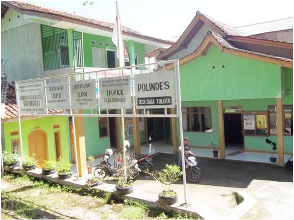 Kantor Desa Girimukti (foto: Media Patriot)