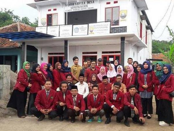 Kantor Desa Gunungmanik (foto: Instagram @iinjkt48)