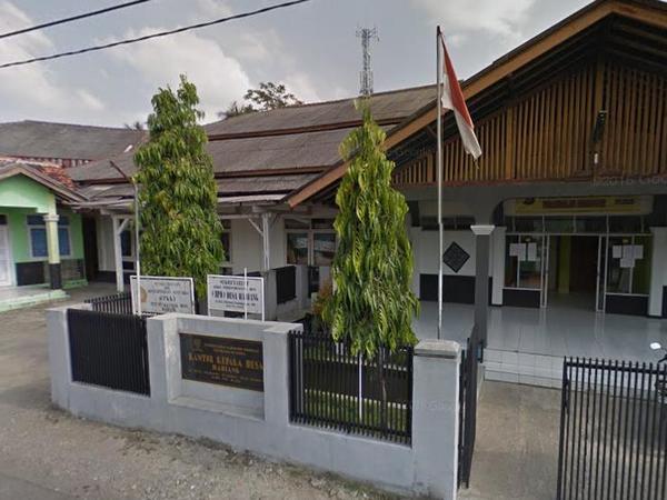 Kantor Desa Hariang (foto: Google Street View)