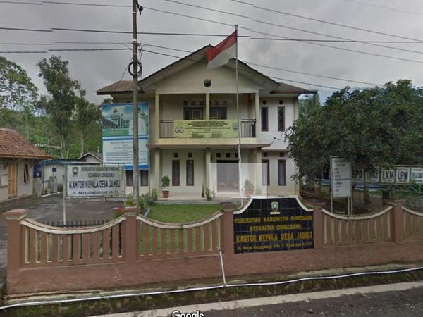 Kantor Desa Jambu (foto: Google Street View)