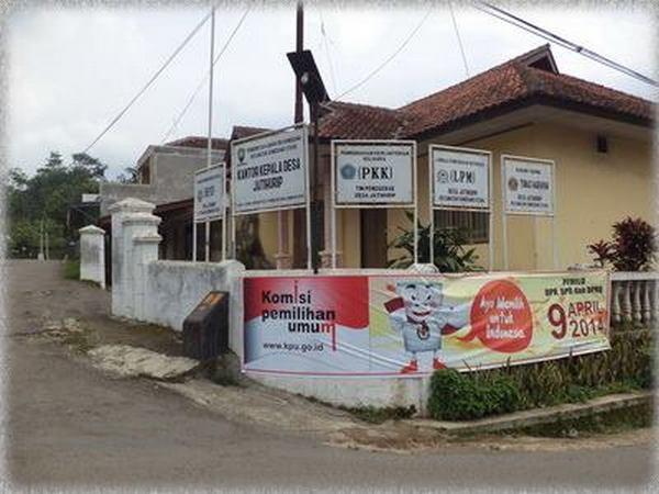 Kantor Desa Jatihurip (foto: facebook Pps Jatihurip)