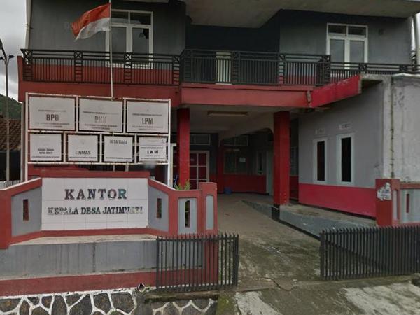 Kantor Desa Jatimukti (foto: Google Street View)