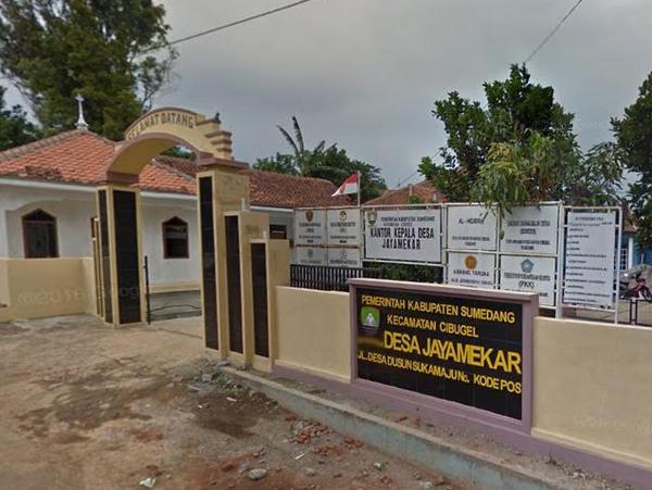 Kantor Desa Jayamekar (foto: Google Street View)