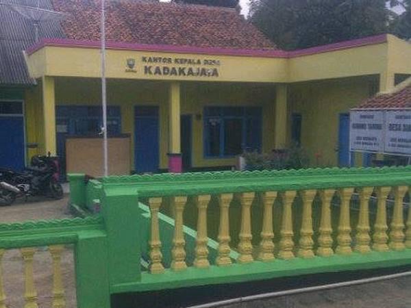 Kantor Desa Kadakajaya (foto: facebook Desa Kadakajaya)