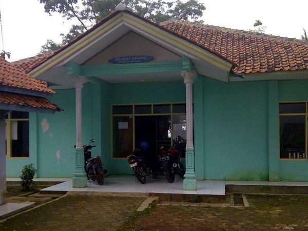 Kantor Desa Kamal (foto: facebook Desa Kamal)