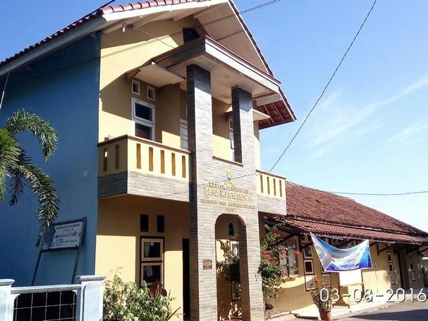 Kantor Desa Karyamukti (foto: Desa Karyamukti)