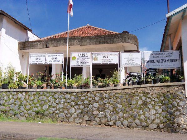 Kantor Desa Kertamukti (foto: Panoramio Fajar Abdillah)