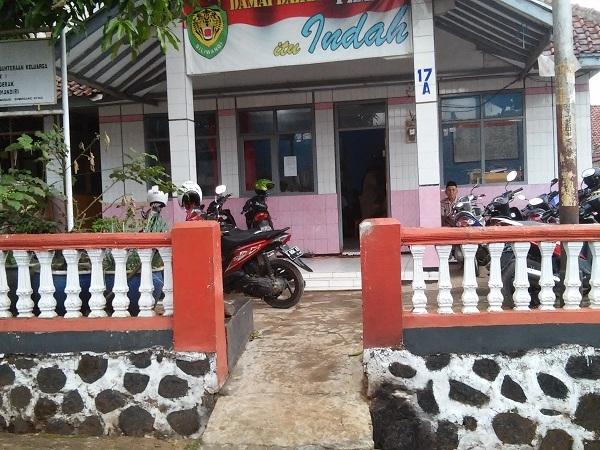 Kantor Desa Kutamandiri (foto: Desa Kutamandiri)