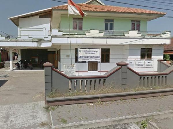 Kantor Desa Mandalaherang (foto: Google Street View)