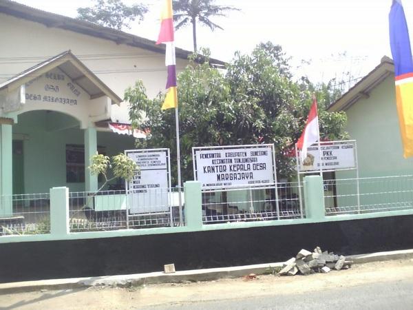Kantor Desa Margajaya (foto: Desa Margajaya Weblog)