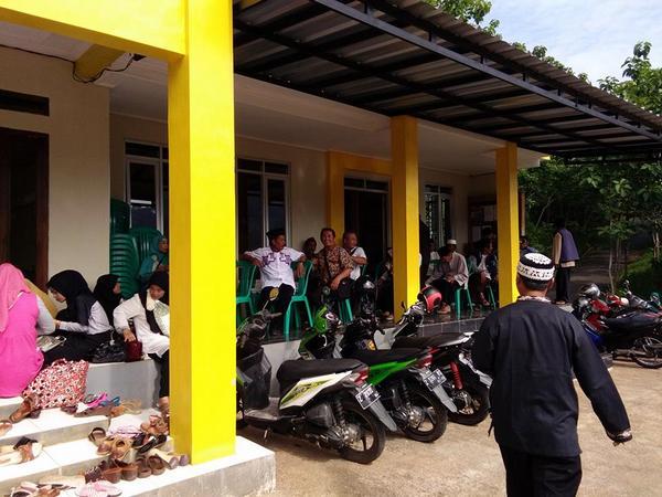 Kantor Desa Margamekar (foto: facebook Dadan Nugraha Al-lemuria)