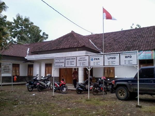 Kantor Desa Marongge (foto: Desa Marongge)
