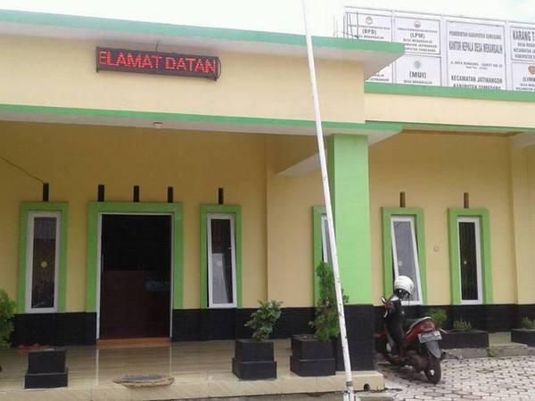 Kantor Desa Mekargalih (foto: facebook Desa Mekargalih)