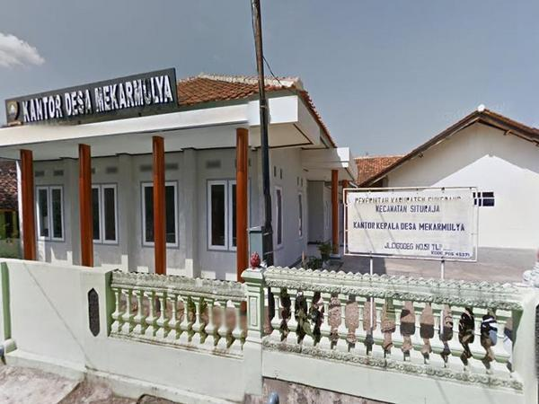 Kantor Desa Mekarmulya (foto: Google Street View)