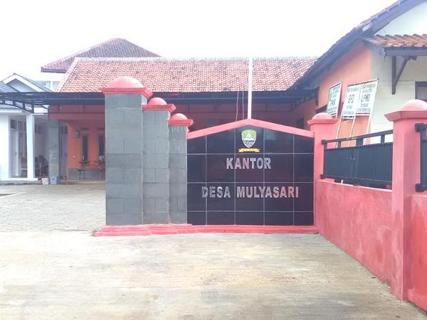 Kantor Desa mulyasari (foto: g+ Wahyudin Askar)