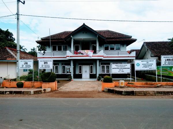 Kantor Desa Nagarawangi (foto: g+ daniel caniago)