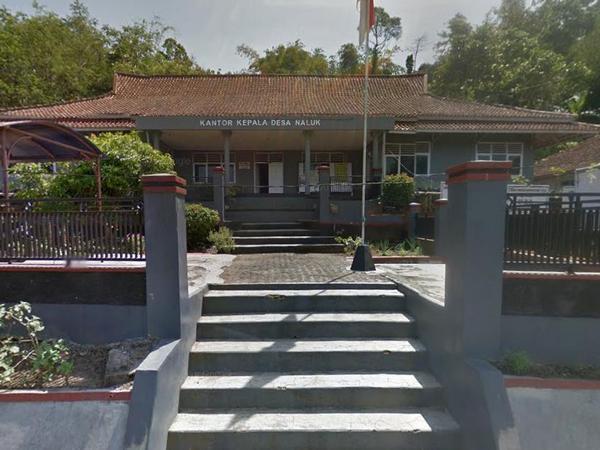 Kantor Desa Naluk (foto: Google Street View)