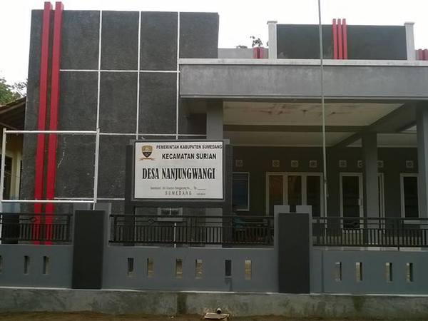 Kantor Desa Nanjungwangi (foto: Desa Nanjungwangi)