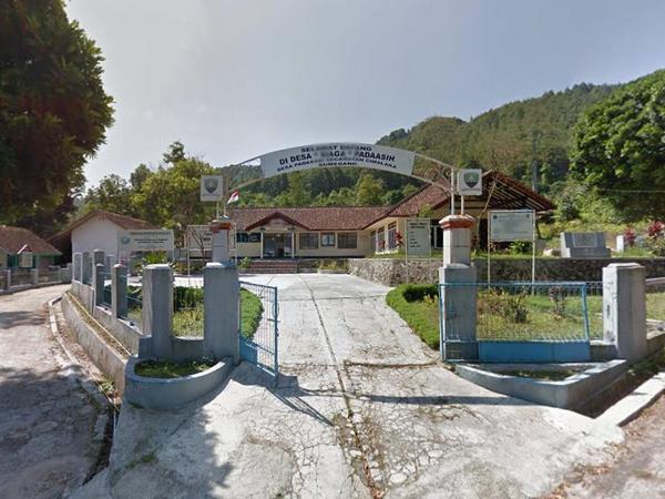 Kantor Desa Padasari (foto: Google Street View)
