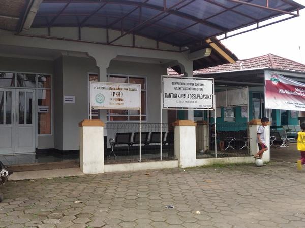 Kantor Desa Padasuka (foto: g+ Leo Kurdianto)
