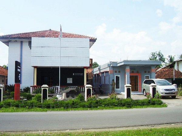 Kantor Desa Palasari (foto: facebook Desa Palasari)
