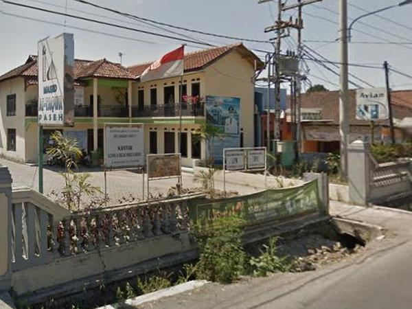 Kantor Desa Paseh Kidul (foto: Google Street View)
