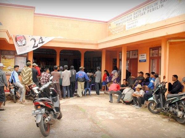 Kantor Desa Pasigaran (foto: facebook)