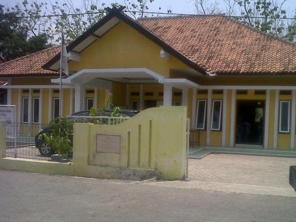 Kantor Desa Ranggasari (foto: Desa Ranggasari)
