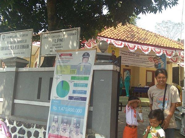 Kantor Desa Ranggon (foto: g+ Yourman Nugraha)