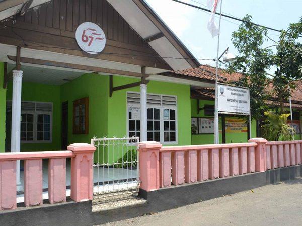 Kantor Desa Serang (foto: Desa Serang)