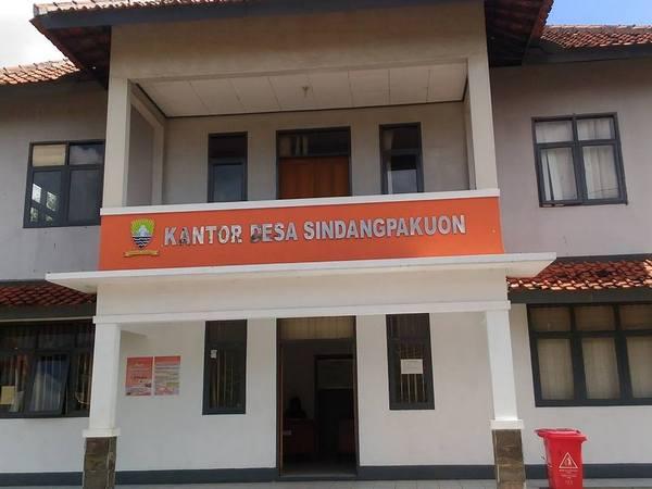 Kantor Desa Sindangpakuwon (foto: facebook Desa Sindangpakuon)