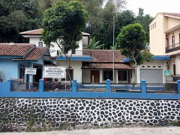 Kantor Desa Sindangsari (foto: facebook Pemdes Sindangsari)