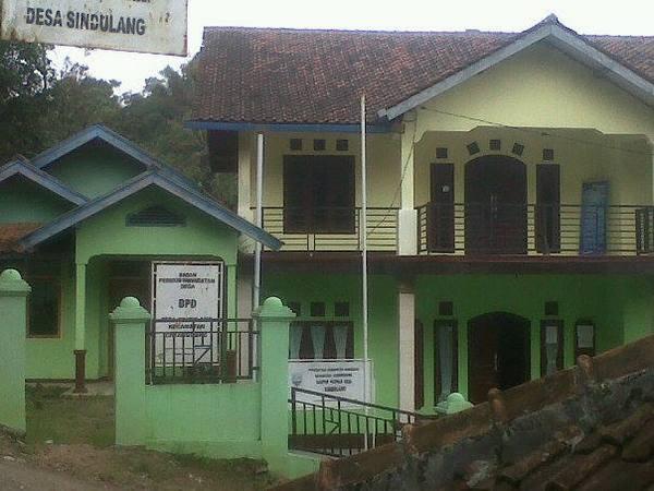 Kantor Desa Sindulang (foto: facebook Wadie Lugot)