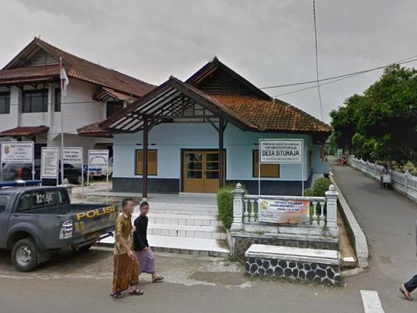 Kantor Desa Situraja (foto: Google Steet View)