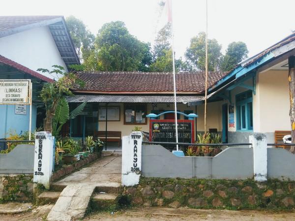 Kantor Desa Sukahayu (foto: g+ daniel chaniago)