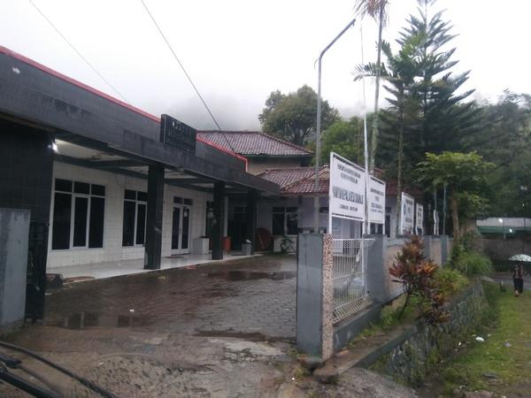 Kantor Desa Sukamaju (foto: g+ daniel chaniago)