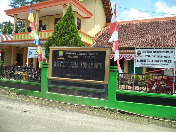 Kantor Desa Sukamukti (foto: facebook Desa Sukamukti)