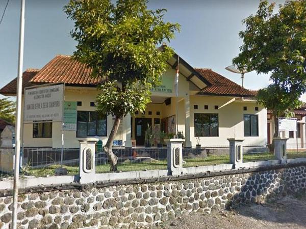 Kantor Desa Sukaraja (foto: Google Street View)