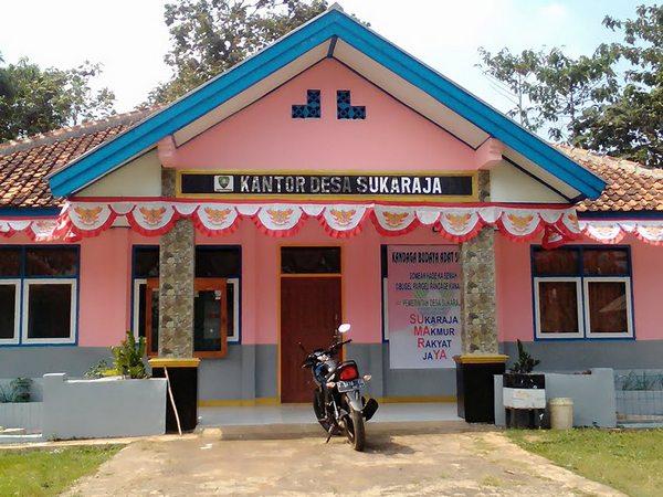 Kantor Desa Sukaraja (foto: Desa Sukaraja)